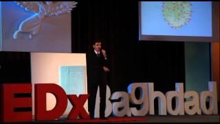 How do you get a successful photograph | Mostafa   Hamad | TEDxBaghdad