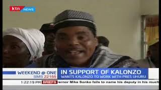 Kamba Council of Elders in support of Kalonzo Musyoka's decision to work President Kenyatta