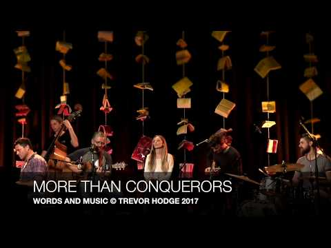 More Than Conquerors - Lyric Video