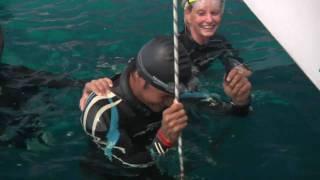 Alfredo Romo 3 New Mexican Freediving Records Vertical Blue 2010
