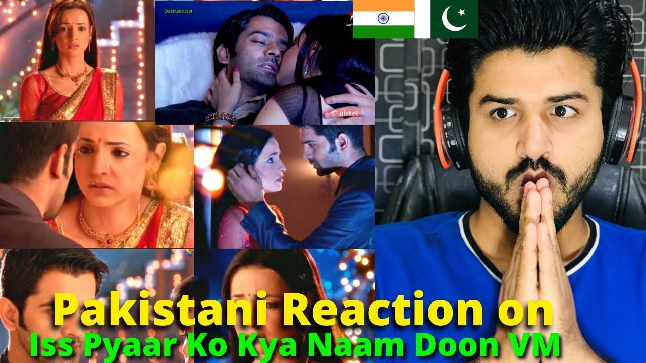 Download React on Sanaya Irani & Barun Sobti   Iss Pyaar Ko Kya Naam Doon VM   Arnav khushi   Zafar Reaction