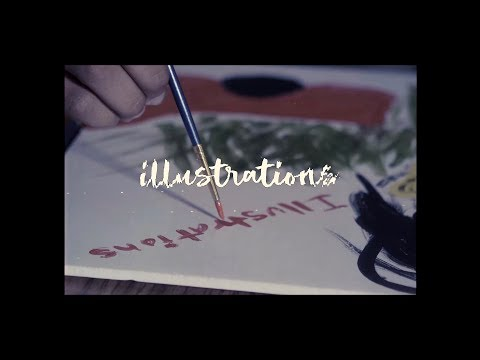Deeleaux - Illustrations (Official Video)