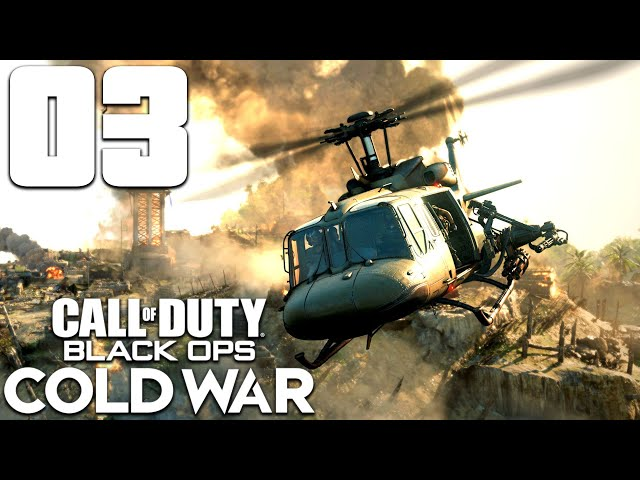 CALL OF DUTY: BLACK OPS COLD WAR | Xbox Series X | Rediffusion - #3