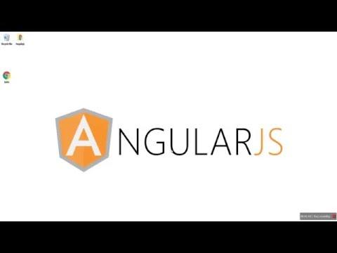 Angularjs Two way binding By Lee