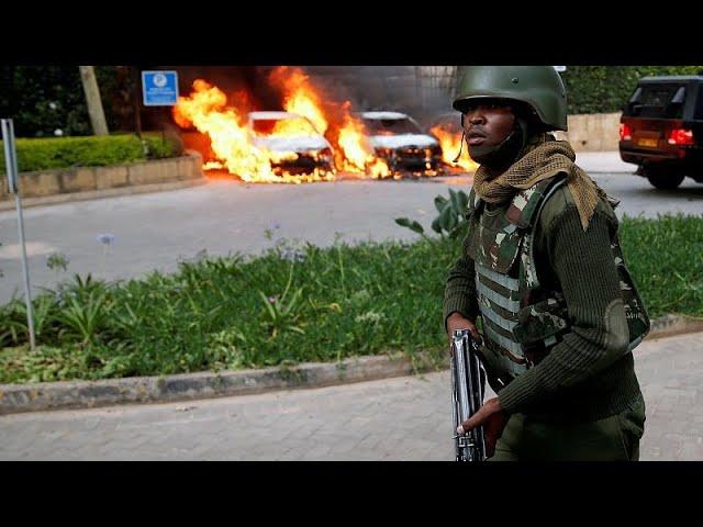 Attaque terroriste à Nairobi : au moins 15 morts