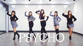 Gambar cover [FULL] Red Velvet 레드벨벳 - 'Psycho (사이코)' | 커버댄스 DANCE COVER | 안무 거울모드 MIRRORED