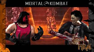 Halloween Special!  (Brothers of Destruction vs Jason & Leatherface) by Tem(A) and Jermaine Kidd