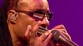 Stevie Wonder - Human Nature Live Pilton 2010