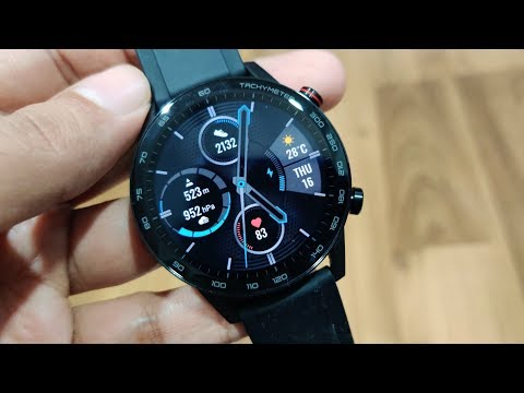 Honor MagicWatch 2 Review The Fitness Smartwatch