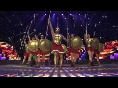 Eurovision 2006 - Semi final Opening act HD