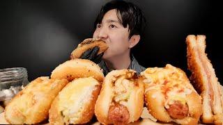 SUB) 빵빵!!? 다양한 소시지빵, 고로케, 식빵고로…