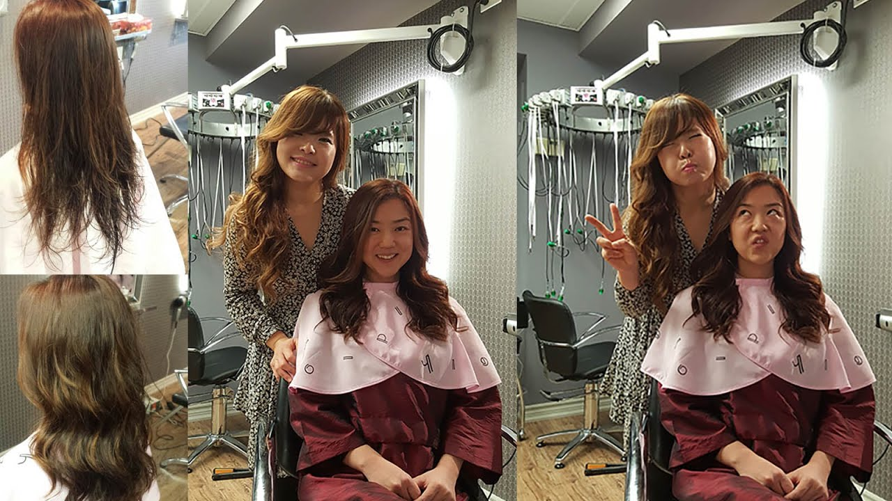 Amazing Digital Perm Momo Hair Toronto