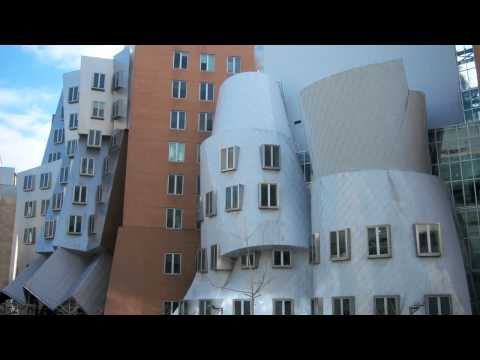 MIT Stata Center by Frank Gehry