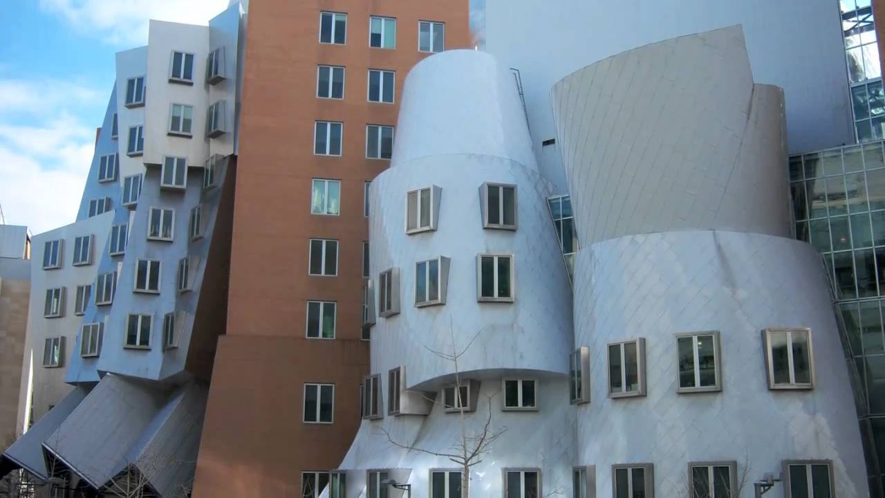 mit stata center by frank gehry youtube. Black Bedroom Furniture Sets. Home Design Ideas