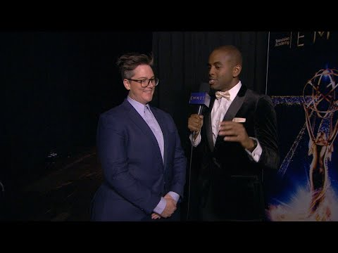 70th Emmy Awards: Backstage LIVE! with Hannah Gadsby