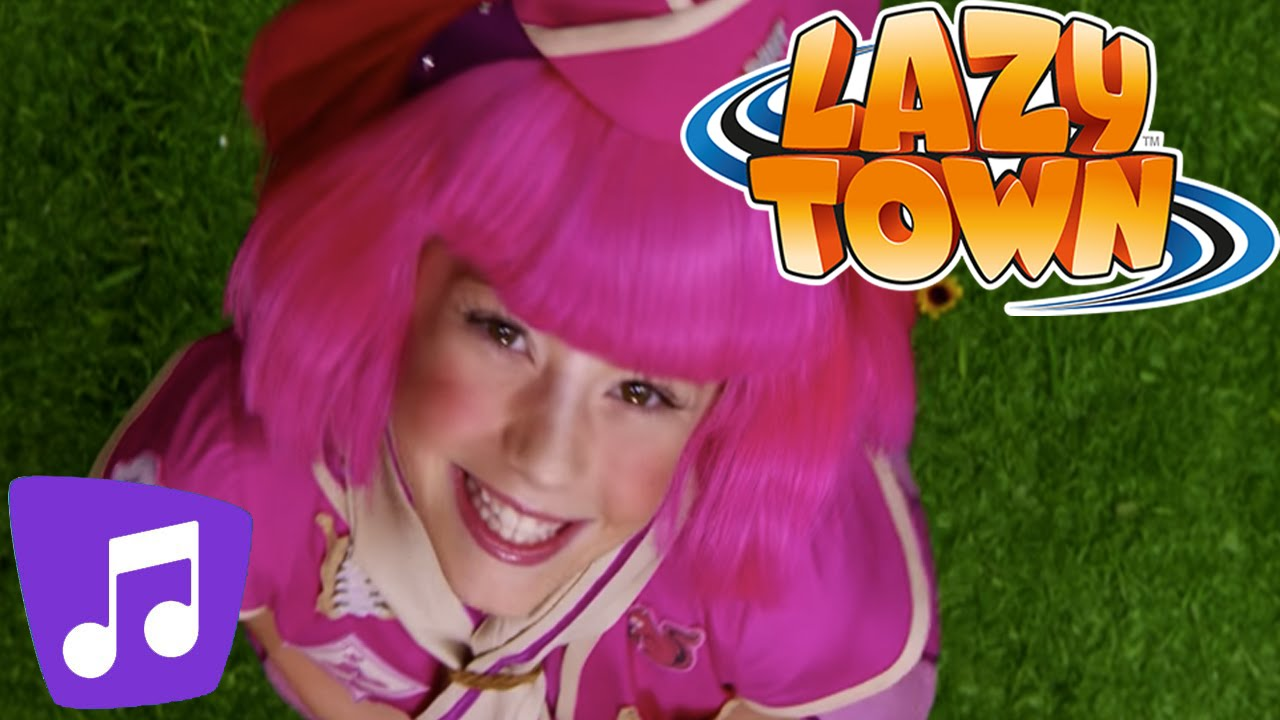 Lazy Town | Take it to the Top Music Video