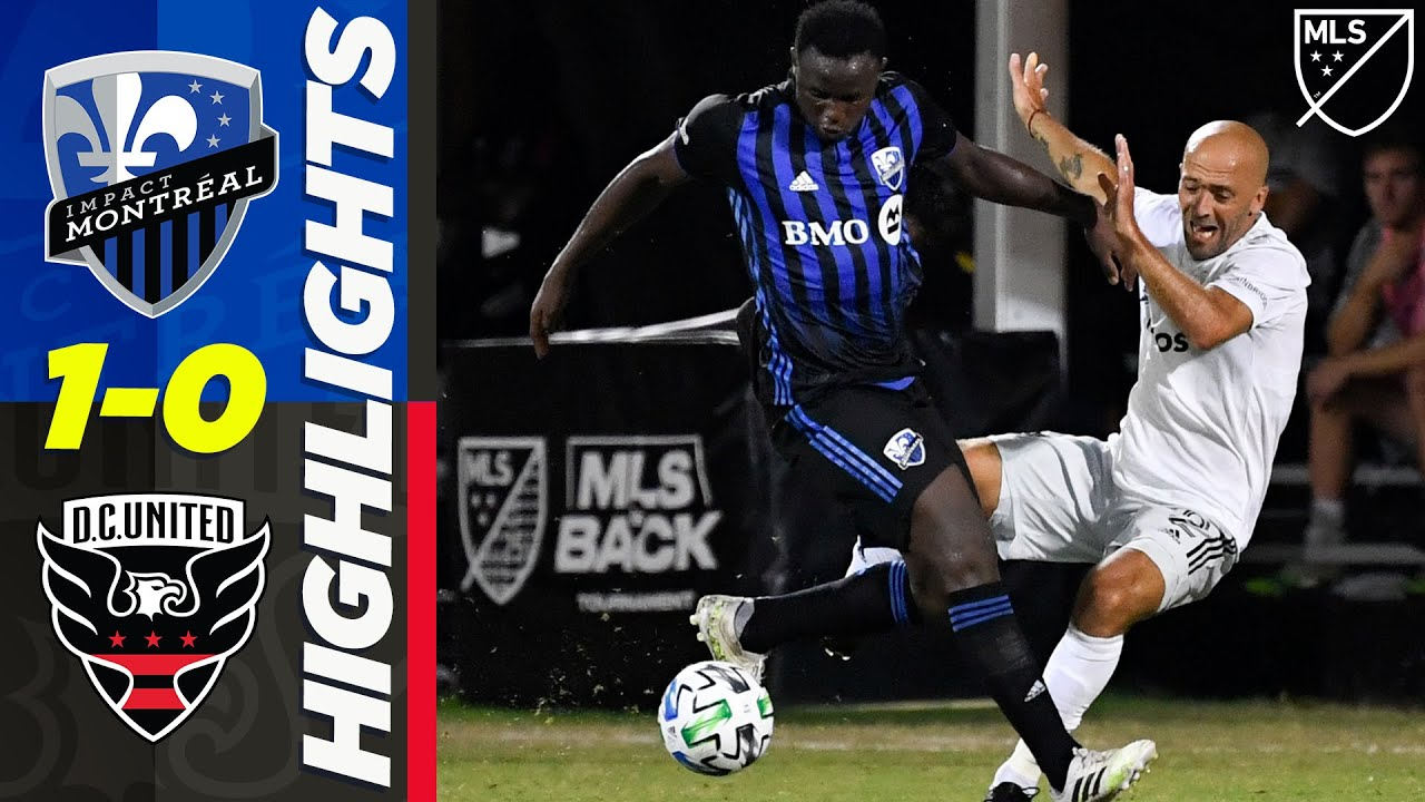 Montreal Impact 1-0 D.C. United | Thierry Henry's Team Fights Off Elimination | MLS HIGHLIGHTS