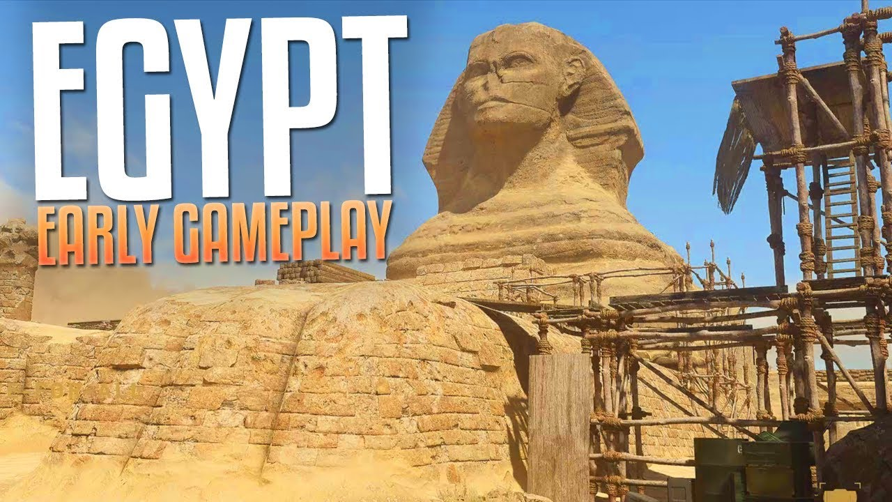 Egypt map early gameplay call of duty ww2 dlc2 war machine youtube egypt map early gameplay call of duty ww2 dlc2 war machine gumiabroncs Images