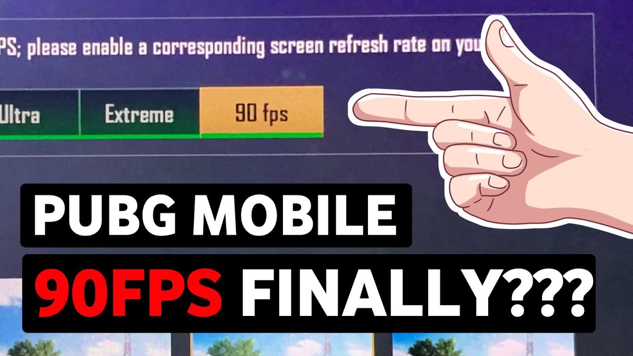 Pubg Mobile | 90 Fps | Exclusive For  Oneplus Devices | Finally 90 Fps | Android Gamer