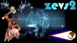 zevs2: продолжаем отмечать юбилеи в clash of clans