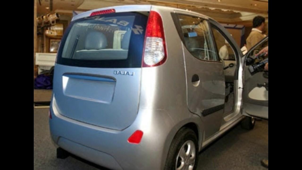 world's cheapest car from bajaj || bajaj new cheapest car in india