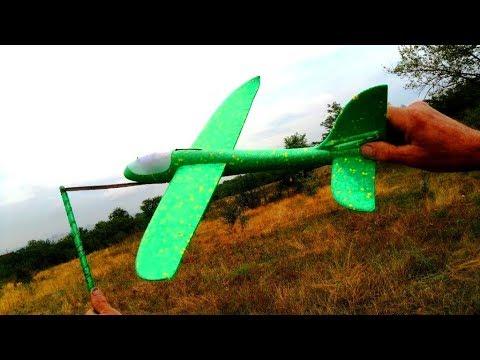 Дети в ШОКЕ!!! Крутая доработка самолёта!