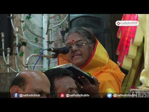 Maundy Thursday Holy Mass @Divine Mercy Church, Annanagar, chennai, TN, INDIA. 29-03-18