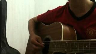 Sau Cơn Mưa -Trung Quân guitar cover