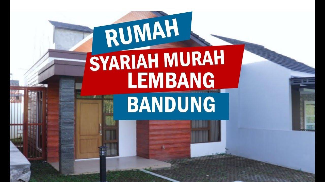 Rumah Syariah di Lembang Bandung Sharia Islamic Highland - Y