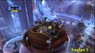 Sly Cooper Thieves in Time: Episode 3 - Gungathal Valley Treasures - HTG