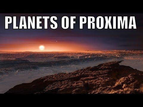 New Planets Around Proxima Centauri?