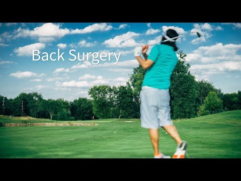 When does someone get spinal fusion surgery?