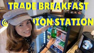 DVC Reunion Station Breakfast - FOOD - Disneys Wilderness Lodge Copper Creek & Boulder Ridge Club