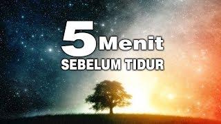 5 Menit Sebelum Tidur - Renungan