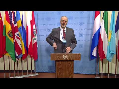 Syria Admitted OPCW Investigators