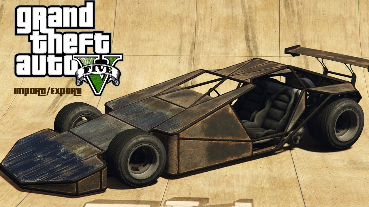 Spass Im Ramp Buggy Grand Theft Auto V Import Export Dlc