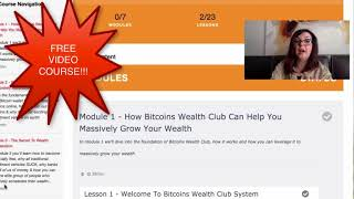 How To Start With Bitcoins | Free Bitcoin Course
