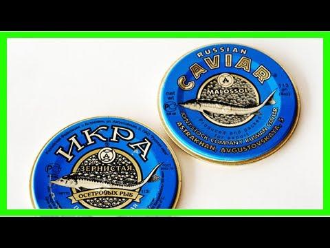 The Caviar Presentation at Mar-a-Lago's Restaurant Left One Guest 'Traumatized'