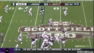 Dak Prescott vs. Auburn (2014)