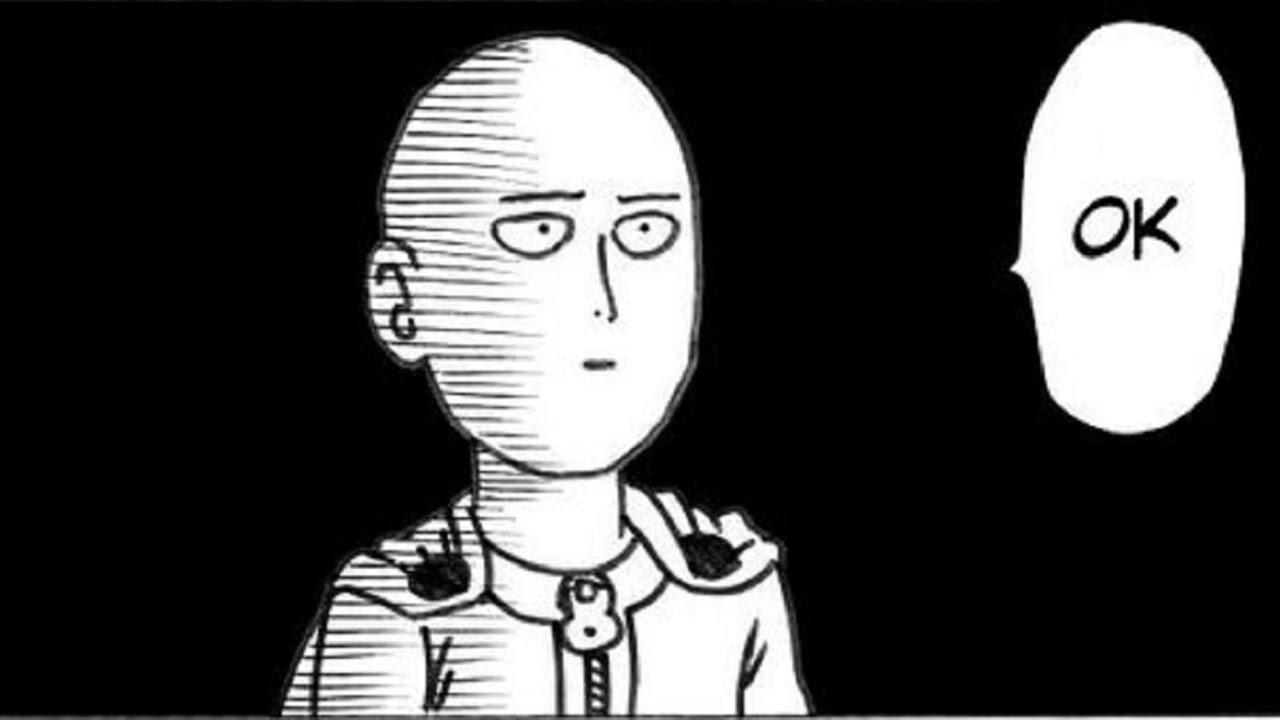 Image result for okay one punch