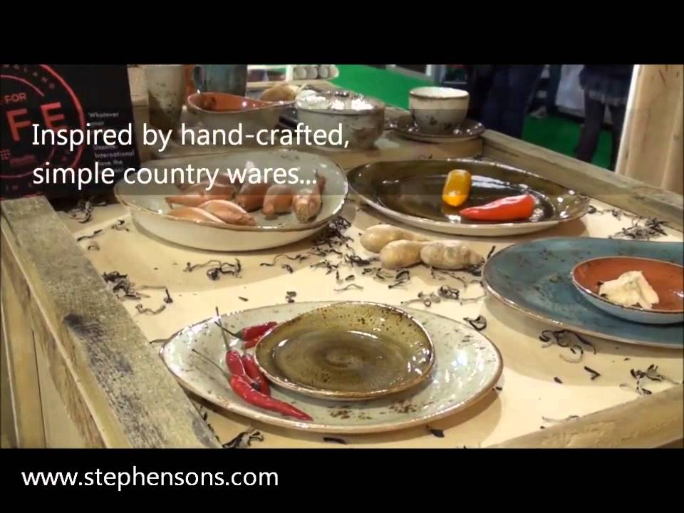 Steelite Craft - How It\u0027s Made & Steelite Craft - How It\u0027s Made - YouTube