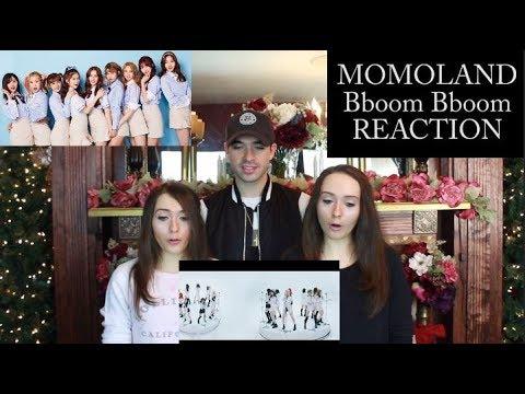 [MV] MOMOLAND (모모랜드)   BBoom BBoom (뿜뿜) | Twins & Brother React!