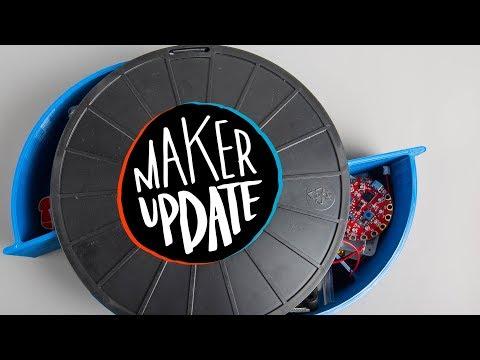 Maker Update: Monochrome in a Can