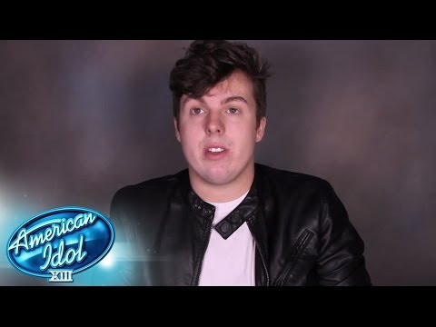 Alex Preston: Top 8 Redux Finalist Diaries - AMERICAN IDOL SEASON XIII