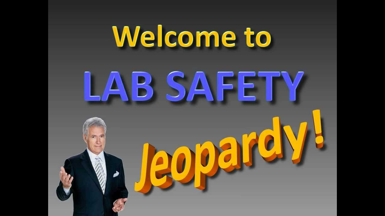 Lab Safety - Jeopardy PowerPoint Preview - Tangstar Science - YouTube