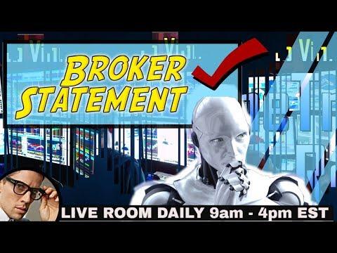 ✪ LIVE TRADE ROOM ✪ Automated Trading Software | Robotic Trading System | Ninjascript | Mentorship