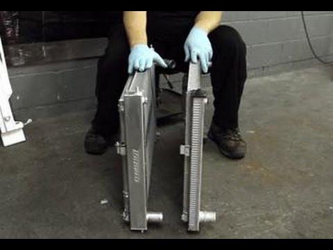 How To Install: Mishimoto 2009+ Nissan 370Z Radiator - YouTube