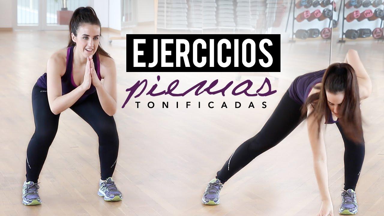 ejercicios para reducir y tonificar piernas