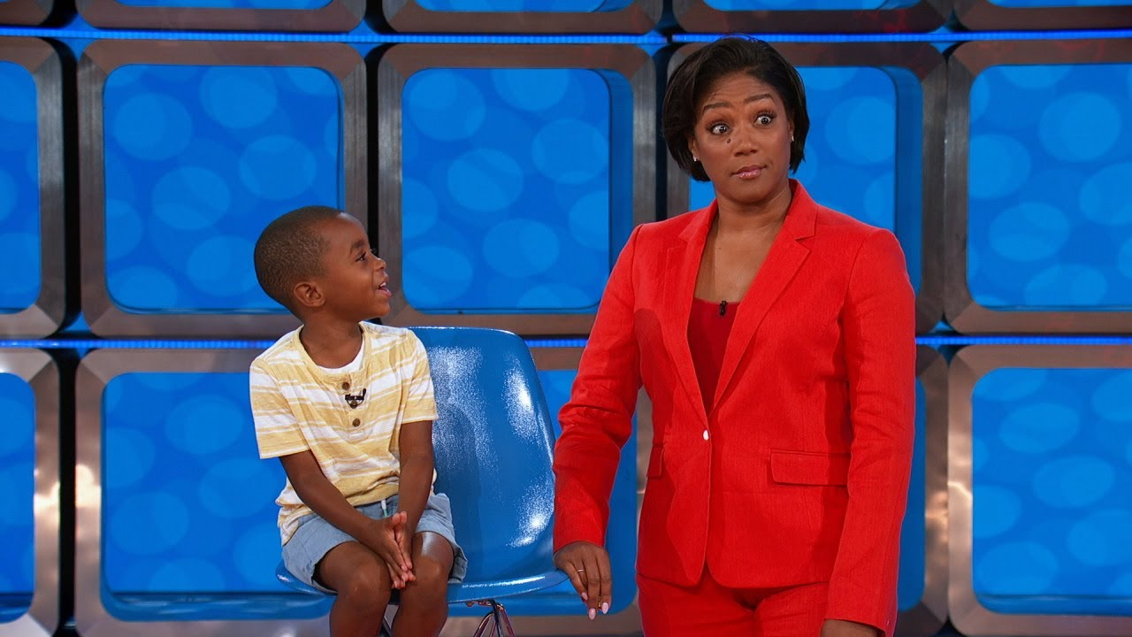 Download Tiffany Haddish Meets Her Biggest Fan - Kids Say The Darndest Things