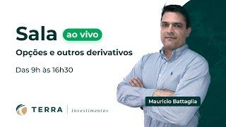 Opções, Daytrade e outros Derivativos com Mauricio Battaglia - (2) 16 MAIO 19